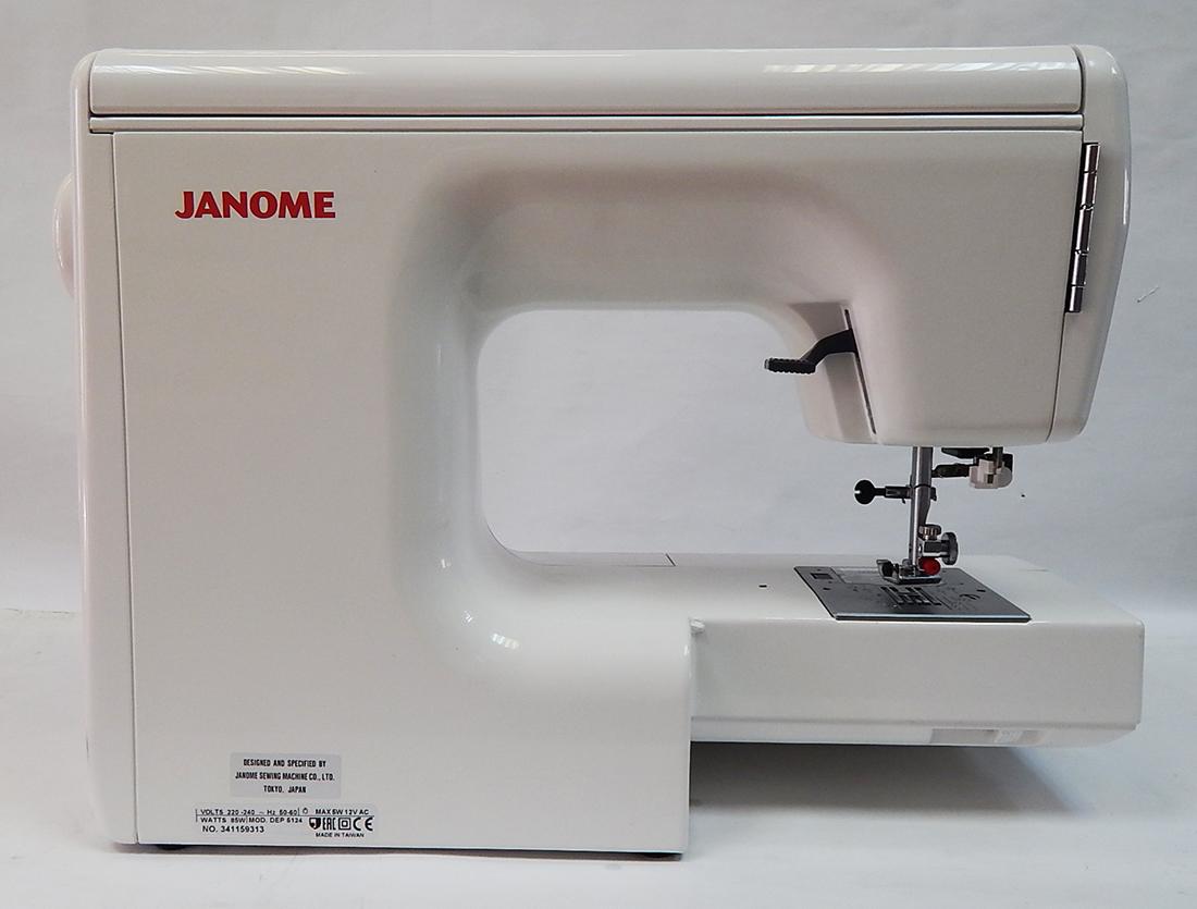Отзыв о швейная машина janome myexcel 23xe
